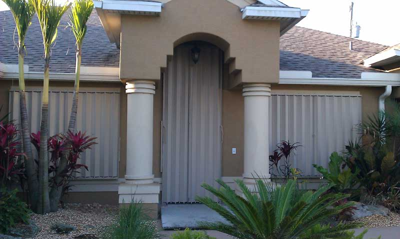 Aluminum Hurricane Shutters For Your Miami Fl Home