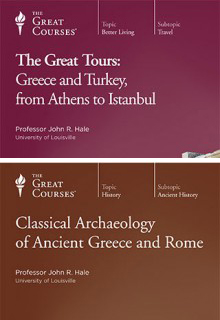 (Set) Great Tours: Greece and Turkey, from Athens to Istanbul  & Classical Archaeology of Ancient Greece and Rome