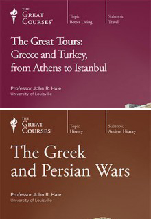 (Set) Great Tours: Greece and Turkey & Greek and Persian Wars
