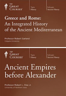 (Set) Ancient Empires before Alexander & Greece and Rome: An Integrated History of the Ancient Mediterranean