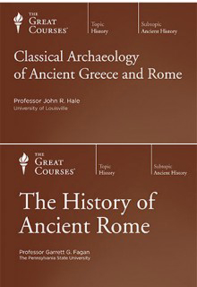 (Set) Classical Archaeology of Ancient Greece and Rome & History of Ancient Rome