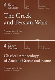 (Set) Greek and Persian Wars & Classical Archaeology of Ancient Greece and Rome