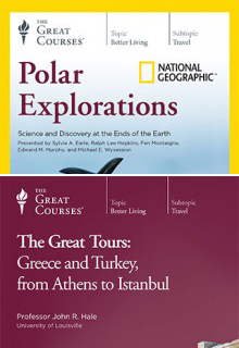 (Set) Polar Explorations & Great Tours: Greece and Turkey