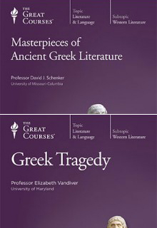 (Set) Masterpieces of Ancient Greek Literature & Greek Tragedy