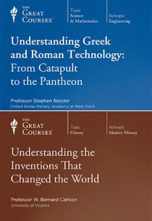 (Set)  Greek and Roman Tech & Inventions that Changed the Worl