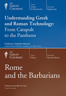 (Set)  Greek and Roman Technology & Rome and the Barbarians