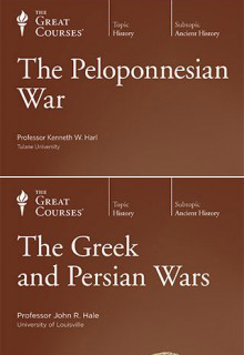 (Set) Peloponnesian War & Greek and Persian Wars