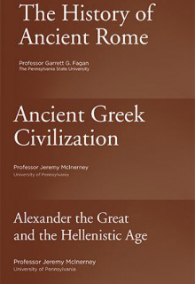 (Set) Ancient Rome, Ancient Greek Civilization & Alexander the Great