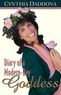 Amazon.com top selling book Diary of a Modern Day Goddess by author Cynthia Daddona
