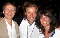 Yanni's drummer Charlie Adams meets Cynthia Daddona & James Stathis (The Goddess and the Greek®)