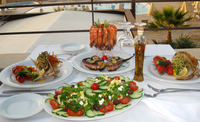The culinary bounty of Crete at Kosta Mare Palace Resort & Spa