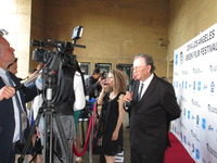 Australian Director Stanislaw Karpinski appears at Opening Night Los Angeles Greek Film Festival