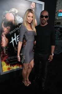 Eddie Murphy appears on the red carpet at the 2014 Los Angeles Movie Premiere of MGM/Paramount HERCULES