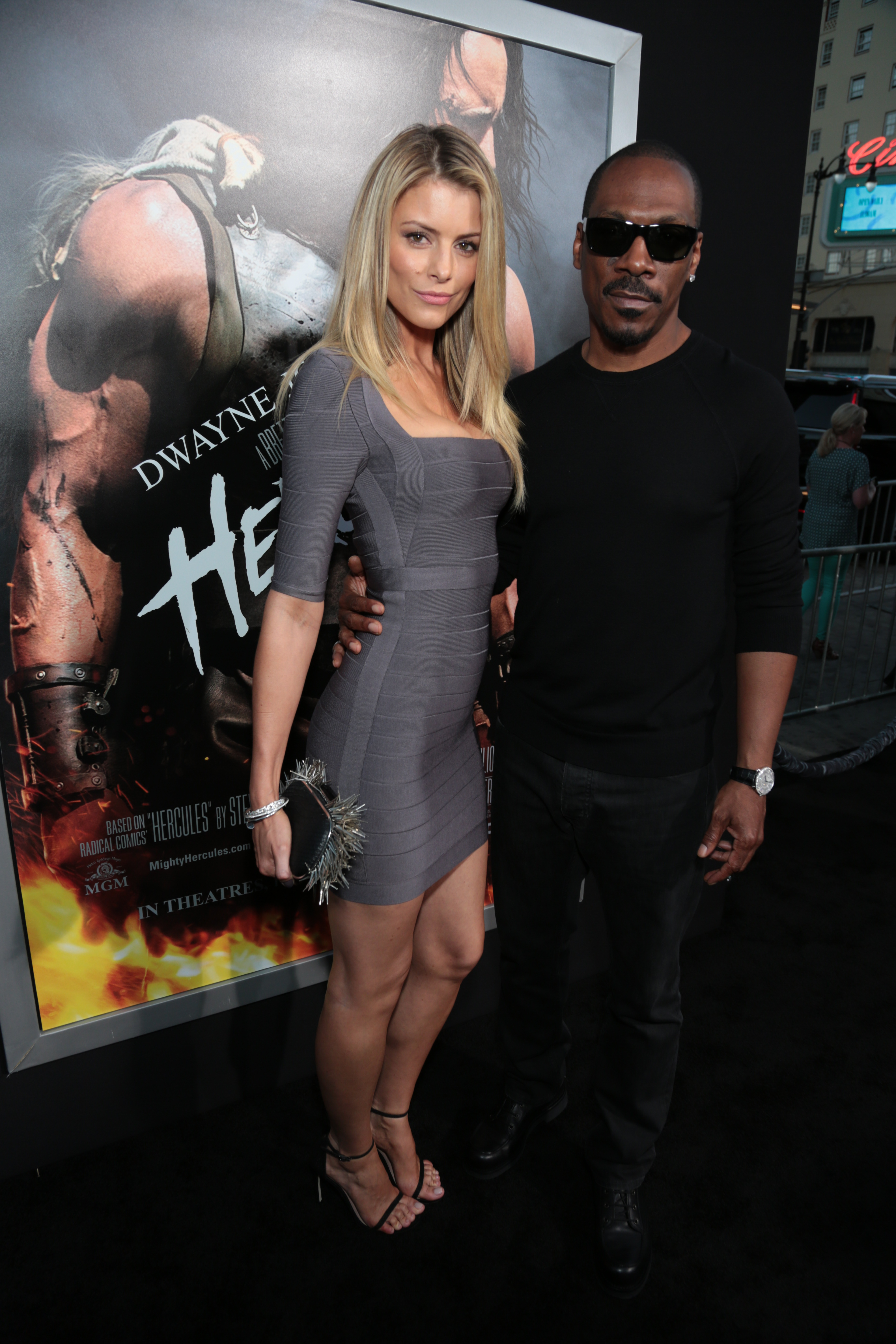 Mgm S Hercules The 2014 Los Angeles Movie Premiere