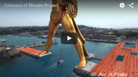 Colossus of Rhodes to Stand Again as Global Monument