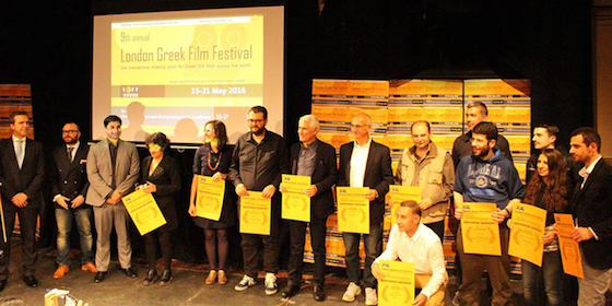 300 Spartans wins 2016 London Greek Film Festival