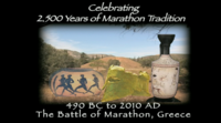 [video] Celebrating the ancient Greek origin of the Olympic Marathon run