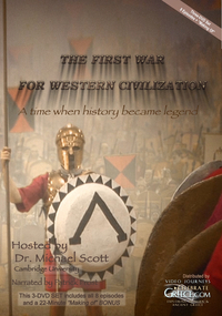 The First War For Western Civilization (DVD Cover)