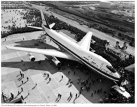 Remembering fondly Boeing's retiring 747 first carrying me to Greece