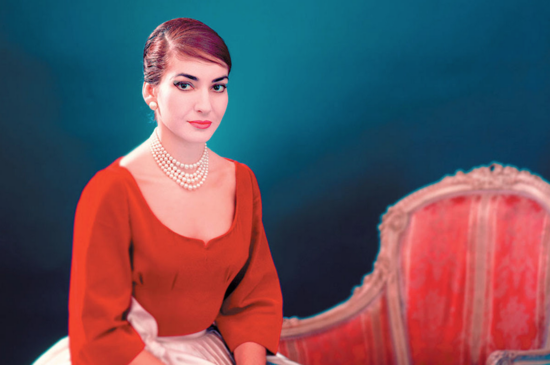 Maria by Callas the documentary