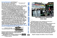 The Armenian Genocide: 1915-1923 (DVD Cover)