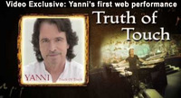 Yanni's Exclusive Online Performance for CelebrateGreece.com