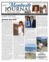 """Montecito Goes Greek"" - Montecito Journal"