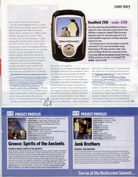 Realscreen Magazine