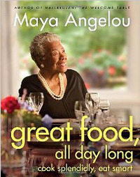 On meeting Maya Angelou by Cynthia Daddona