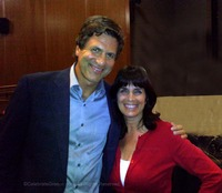 Steve Levitan (ABC's Modern Family co-creator) meets with Cynthia Daddona