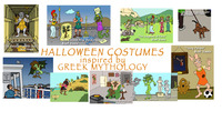 Halloween Costumes from Greek Mythology