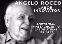 Angelo Rocco - The Lawrence Labor Strike of 1912