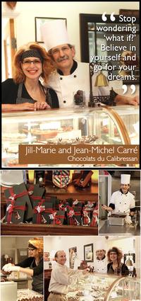 Jill & Jean-Michel