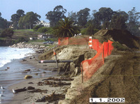 Goleta Beach Park Preservation vs Retreat