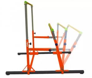 ELITE Kids Gym Adjustable Spreader Uneven Bars