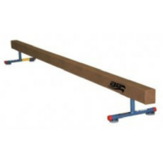 Low Padded Balance Beam