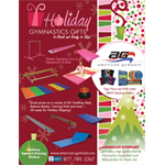 Gymnastics Equipment and Mats for the Holidays