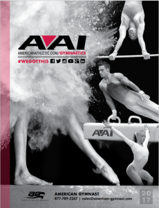 2017 AAI / American Gymnast Catalog