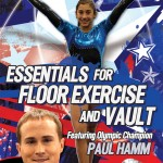 New Floor and Vault Gymnastics DVD with Paul Hamm