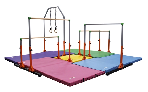 Elite Kids Gym Four Station Circuit
