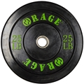 RAGE® Pro Olympic Bumpers