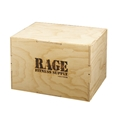 Wood Cube Plyo Box