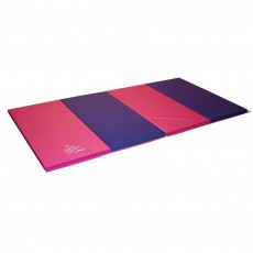 4u2032 x 8u0027 x 15u2033 nastia liukin pink and purple tumbling mat