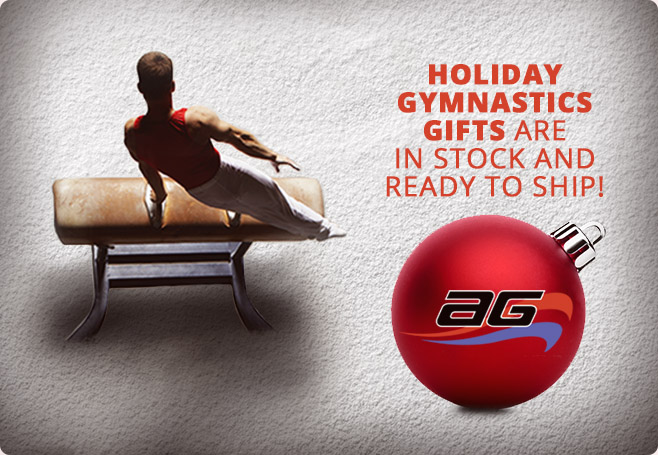 Holiday Gymnastics Gifts