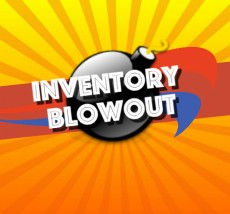Inventory Blowout