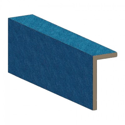 Carpet Bonded Foam Pit Edging