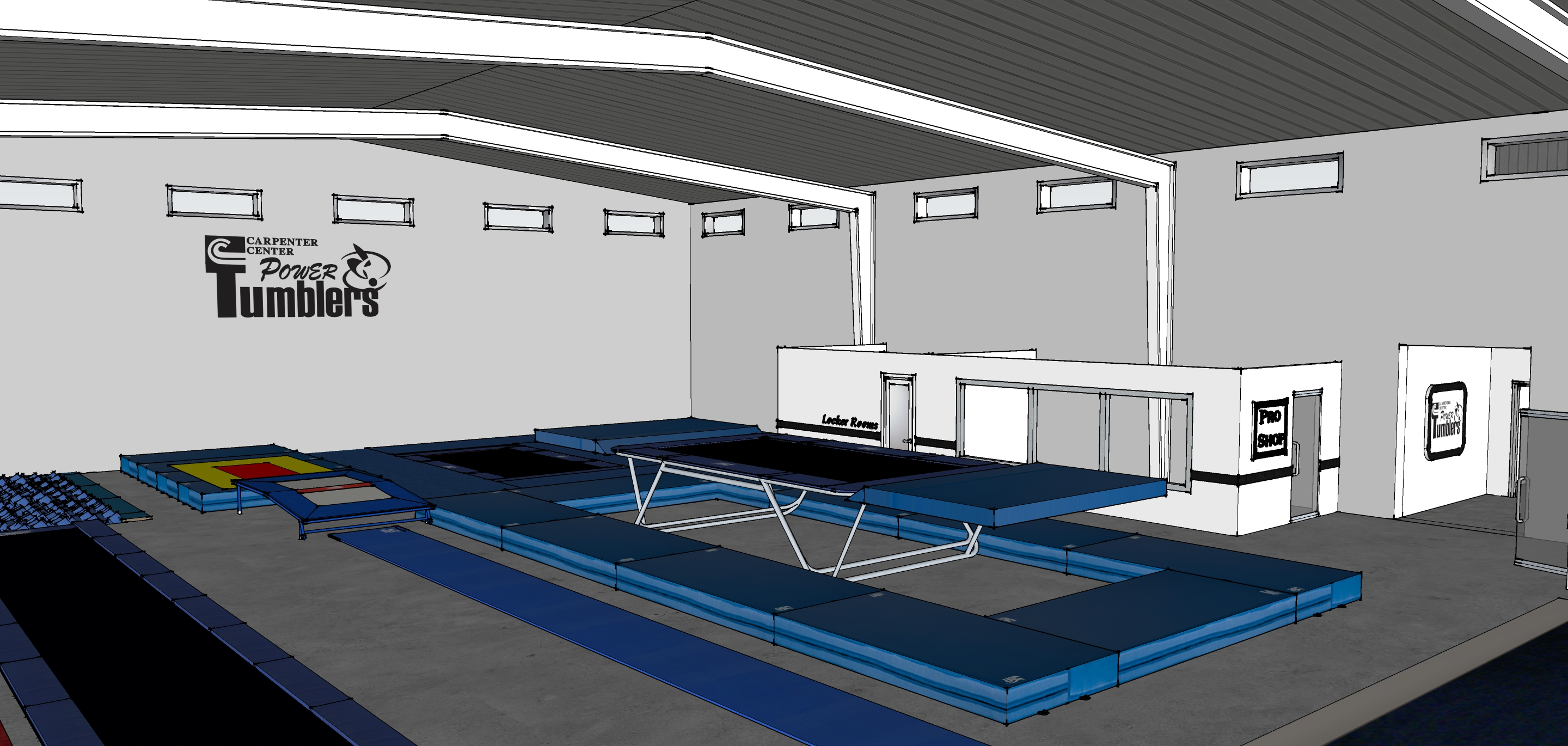 How to Excite Your Investors with 3D Gym Design