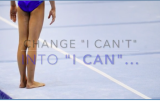 Change I Can't To I Can