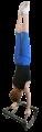 Alpha Ring Rocker - Handstand Trainer