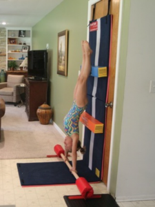Handstand Homework - Pkg 3